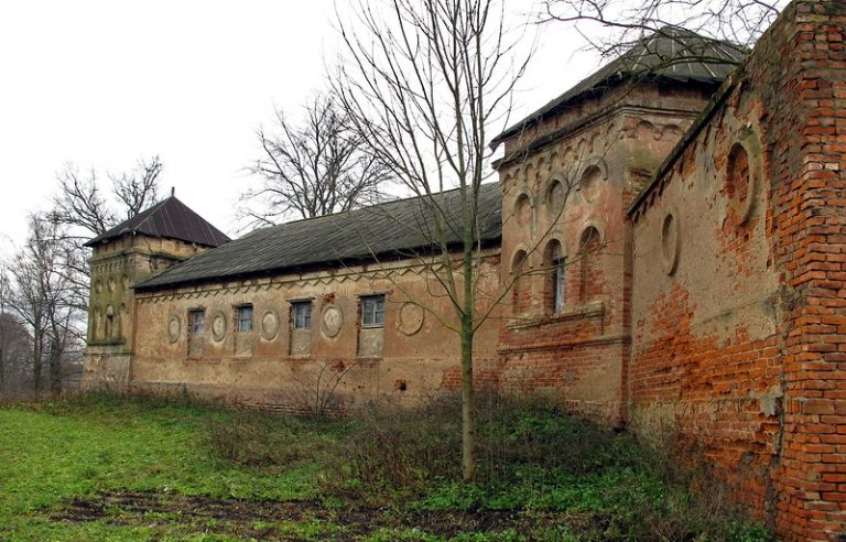 Красивейшая убитая усадьба Барышниковых в Алексино Смоленской области