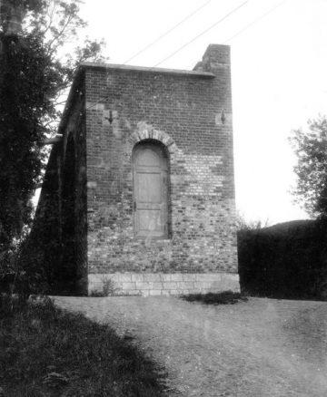 Фото Смоленской крепостной стены 1912 года