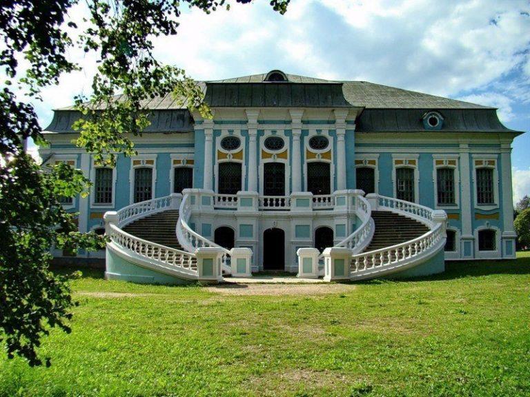 Усадьба Хмелита - родовое гнездо Грибоедовых