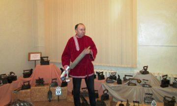 На Смоленщине создали музей «утюга»