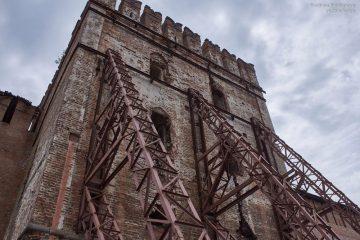 Реконструкция башни Волкова