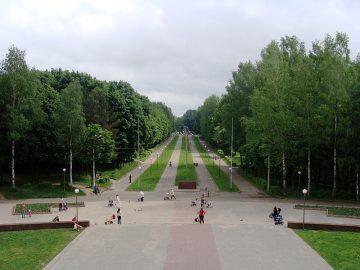 Реадовский парк — немного истории