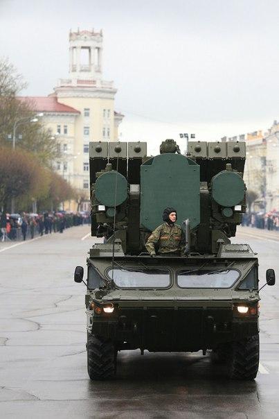 Парад Победы в Смоленске 2017