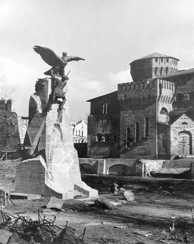 Смоленск в годы Великой Отечественной Войны. Часть 1