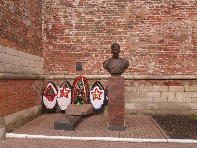 Дом-музей знаменосца победы Михаила Егорова