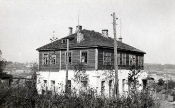 Бывший дом купца Тураева