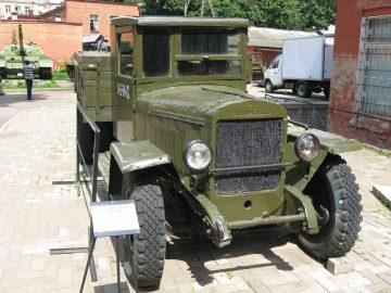 Экспонаты музея Великой Отечественной Войны