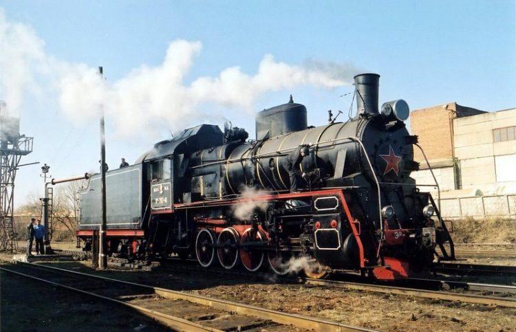 Рославль: по следам «горячих» паровозов