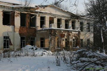 История усадьбы Александрино (Новодугинского района)