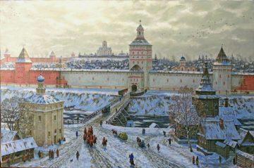 Смоленск в начале XVII века
