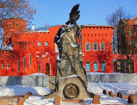Музей «Смоленщина в годы Великой Отечественной войны 1941—1945 гг.»