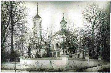 Утраченная Верхне-Никольская церковь