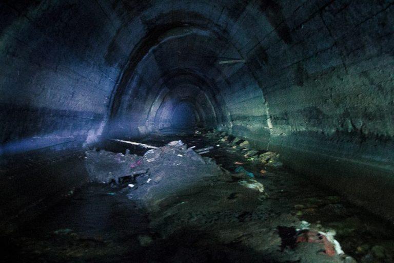 Городянка - самый известный подземный тоннель под Смоленском