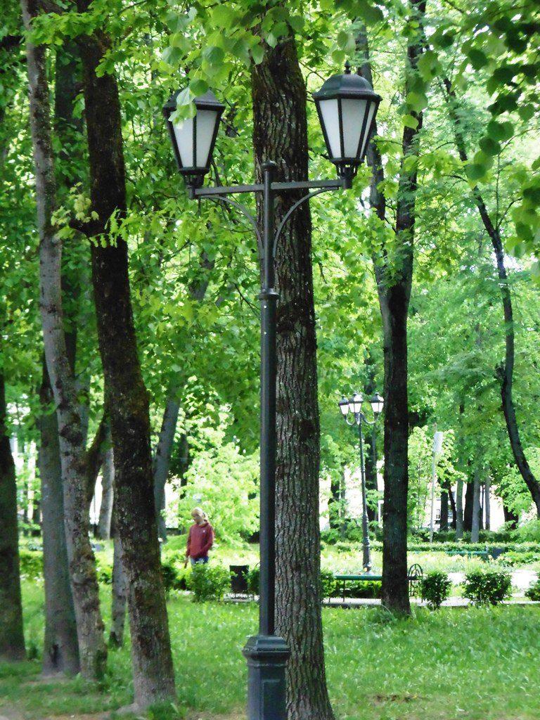 Смоленск майский