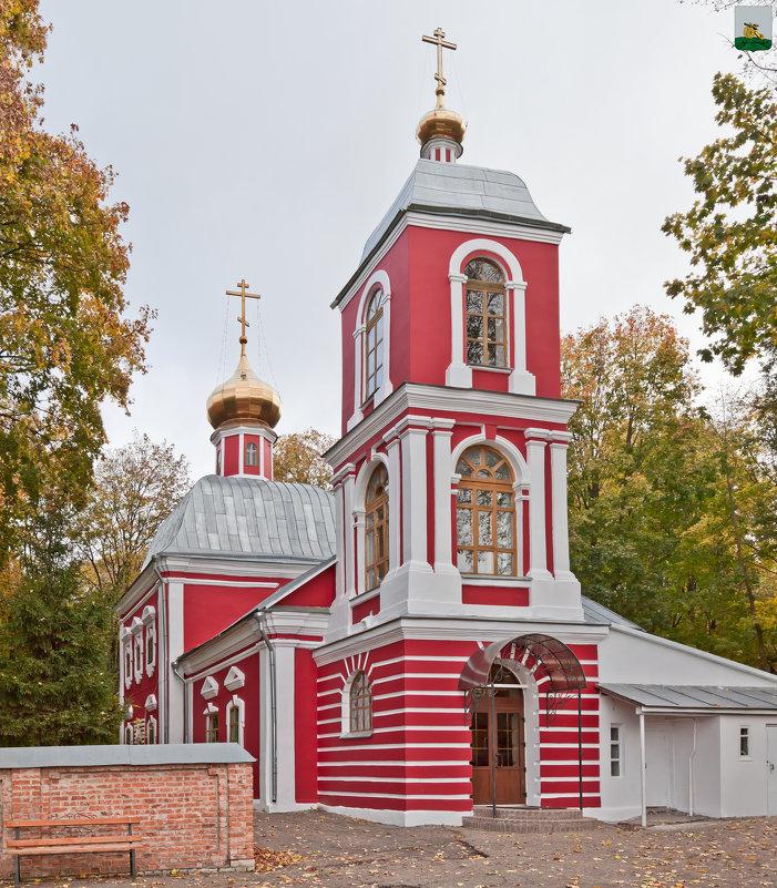 Спасо-окопная кладбищенская церковь