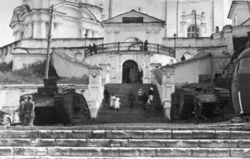История двух танков Первой Мировой войны Mk.V «Рикардо»