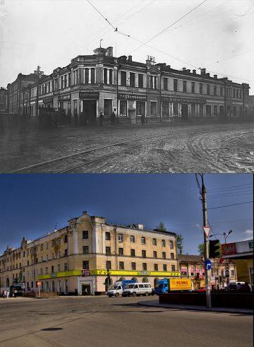 Фотосравнения: Смоленск тогда и сегодня. Часть 3