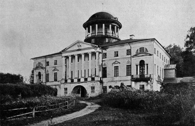 Покровское. Усадьба князя Потёмкина-Таврического, 1900-1917