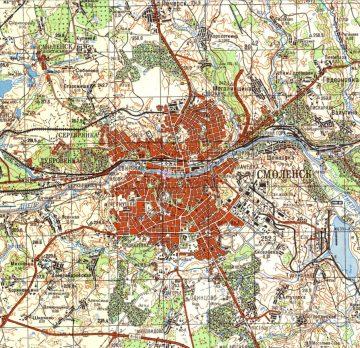 Знаете ли вы, сколько рек в Смоленске?