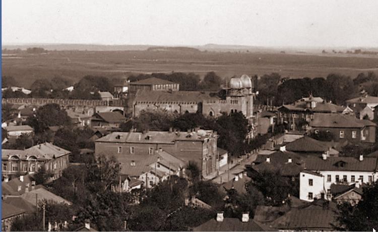 Еврейский Смоленск, часть 1: XVII век