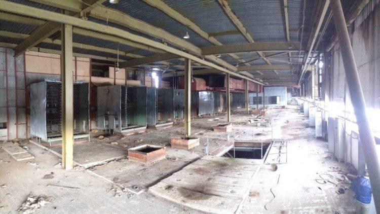 Завод «Двигатель» АМО ЗИЛ в Ярцево