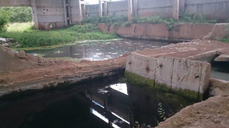 Заброшенный завод ЖБИ в Демидове