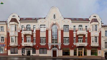 Непривычные панорамные ракурсы на привычные здания XIX века