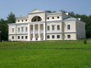Усадьба «Лафер» в деревне Герчики