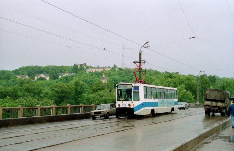 1994, мост по ул. Дзержинского