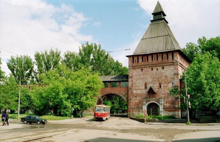 1994, ул. Тухачевского (Никольские ворота)