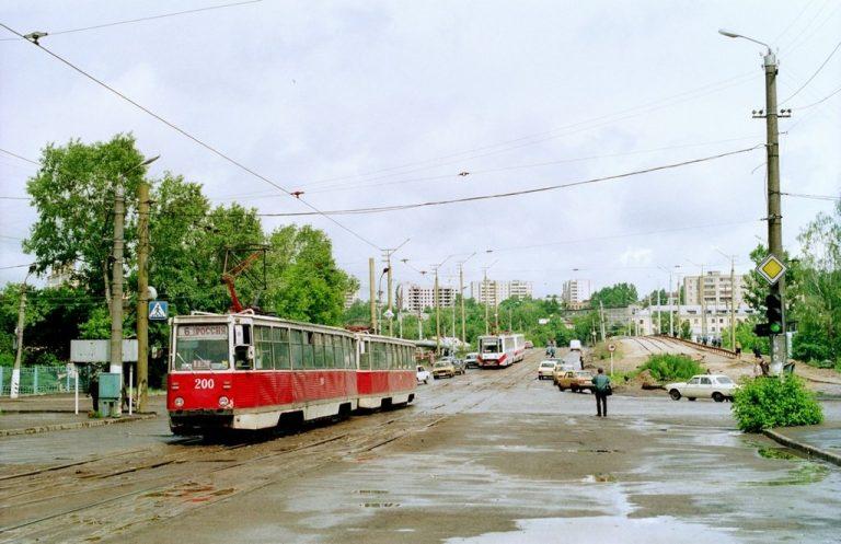 1994, виадук на ул. 12 лет Октября