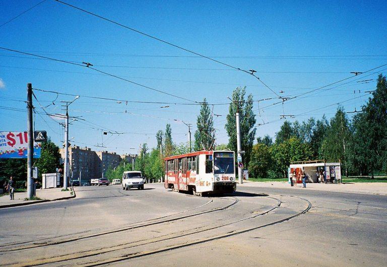 2005, ул. Рыленкова