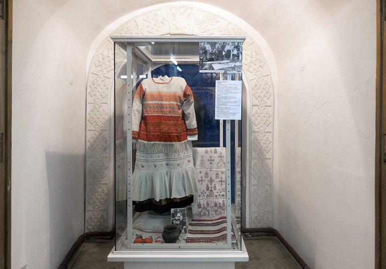 """Музей """"Смоленский лён"""" в Никольской башне. Большой фоторепортаж 2015 года"""