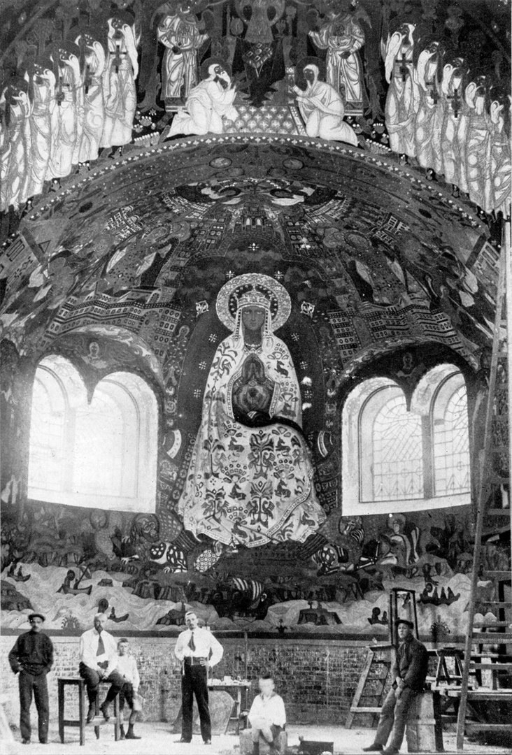 Храм Святого Духа во Флёново