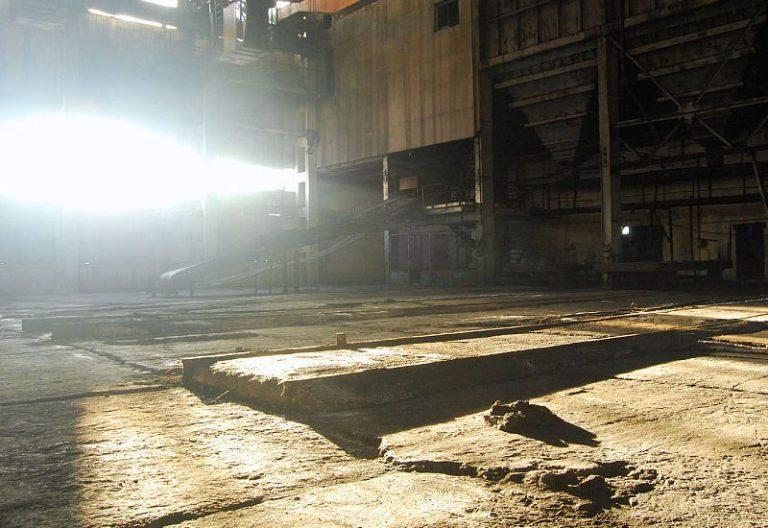 Бывший завод графитовых изделий Юкар-Графит