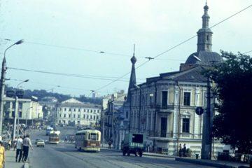 Смоленск врёмен СССР. 1982 год