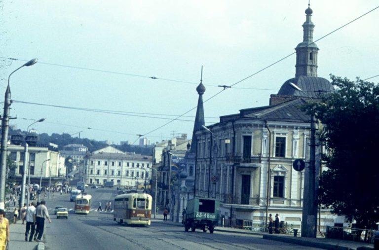 Классический вид Заднепровья, 1982