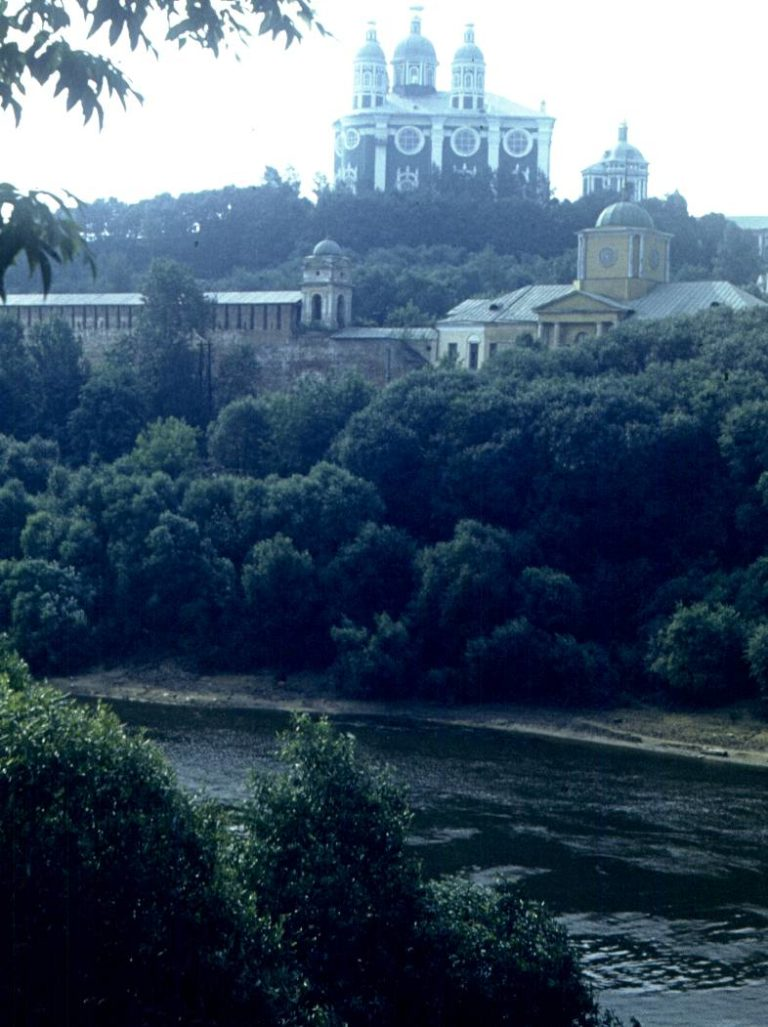 Вид на собор, 1982
