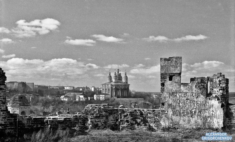 От Орла до Веселухи. Середина 80-х XX века