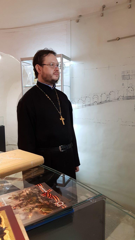 Иеромонах Рафаил (Ивочкин), председатель областного краеведческого общества