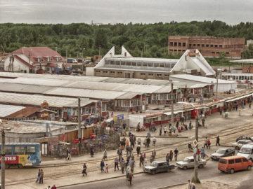 Улица Рыленкова, Смоленск. 2002-2003