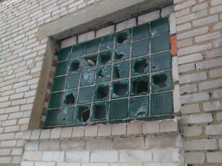 Прогулка по руинам ПУ №13 в микрорайоне Сортировка