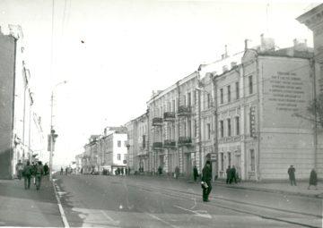 Большая Советская. Конец 80-х годов