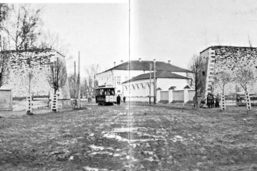 Громовая башня: топь, архив и музей у пролома