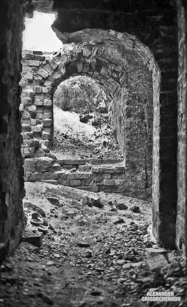 От Заалтарной башни до Орла. Начало 80-х XX века