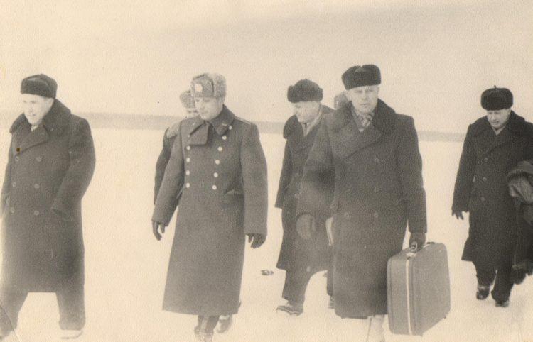 Знаменательное совпадение: освобождение Гжатска и день рождения Гагарина