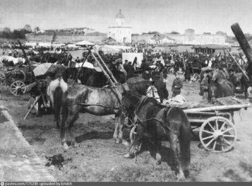 Праздники, гуляния, развлечения смолян на рубеже XIX-ХХ веков