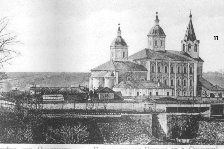 Храмовый комплекс на Петропавловской улице, начало XX века