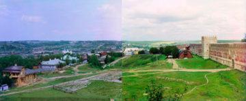 Панорама Смоленска 1912 года