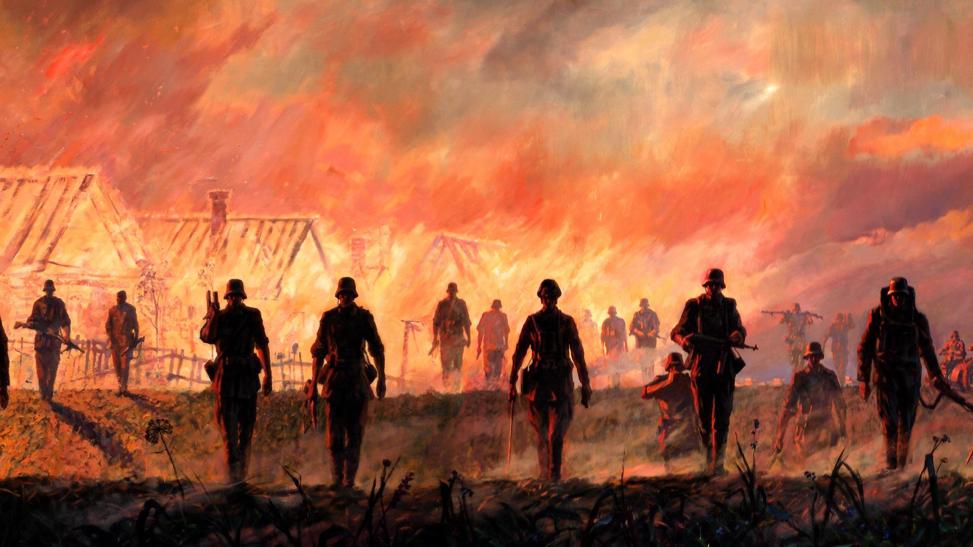 Забыть нельзя! Сожжённые заживо во времена Великой Отечественной войны жители деревни Чертовка